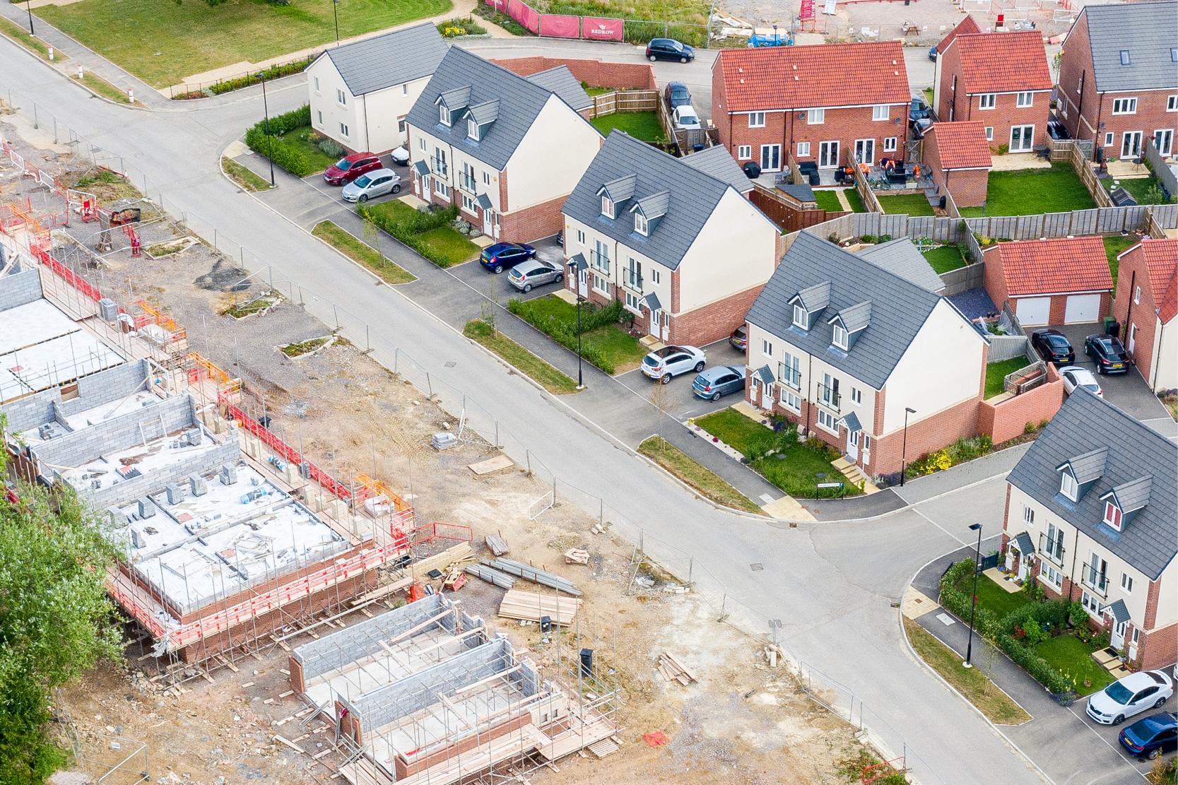 Winning More New Homes Stock